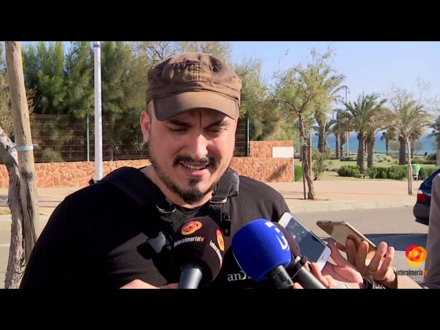 El cortometraje \'Boy Play\' de Edgar Burgos rueda en Almería