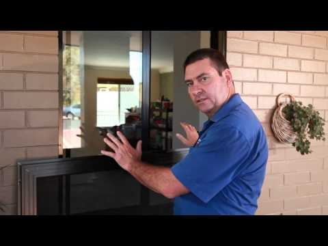 Fire Exit Screens How To Install - Duration 100. Ezy Fit Doors 70 views  sc 1 st  YouTube & Cyclone Screens: How To Install - YouTube