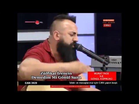 Zülfikar İrencin - Demedim mi Gönül (Canlar TV) HD