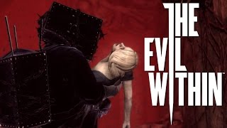 The Executioner DLC Trailer - The Evil Within