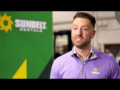2019 National Heavy Equipment Show- Sunbelt Rentals