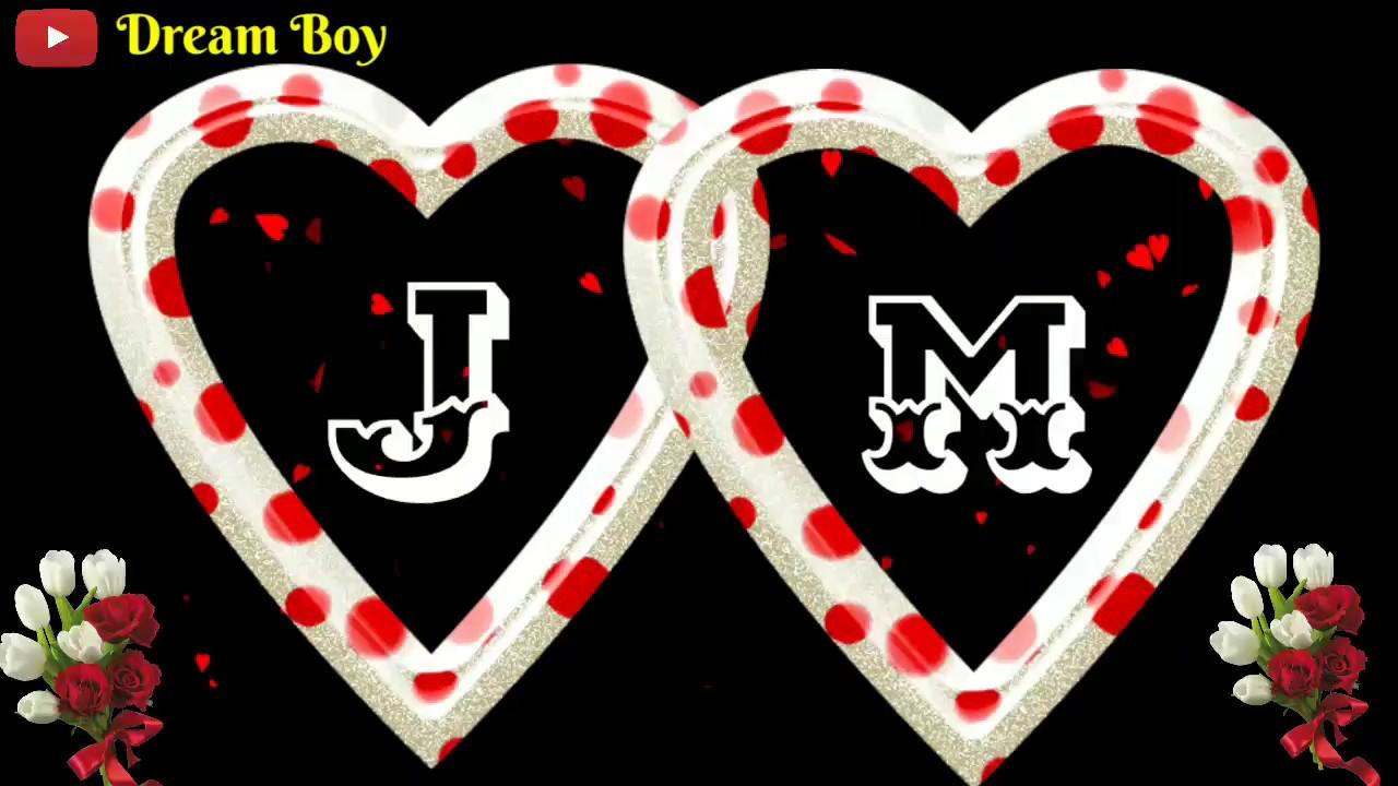 J  Letter WhatsApp Status  M  Letter WhatsApp Status