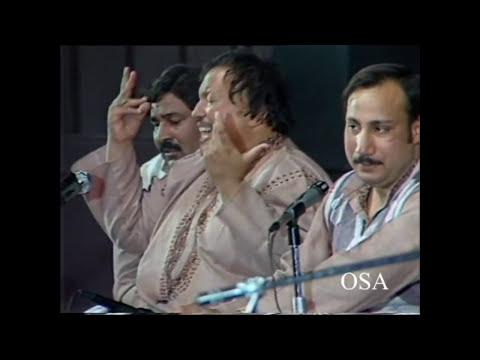 Kadi Takren Te Haal Sunawan (Sanu Rog Laan) - Ustad Nusrat Fateh Ali Khan - OSA Official HD Video