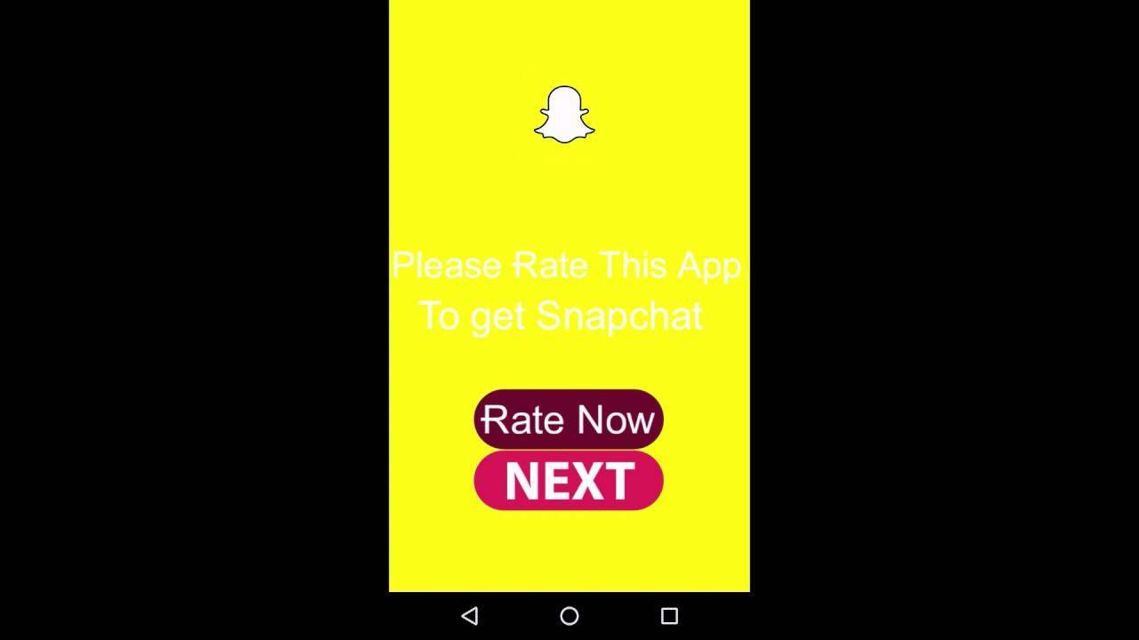snapchat fake account erstellen