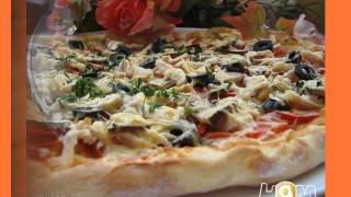 Пицца рецепт  Пицца Hut