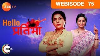 Hello Pratibha - Hindi Serial -  Episode 75  - May 01, 2015 - Zee Tv Serial - Webisode
