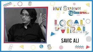 Savic Ali: Semoga Tetap Mengikuti Prinsip Jurnalistik dalam Konteks Memberi Infromasi kepada Publik