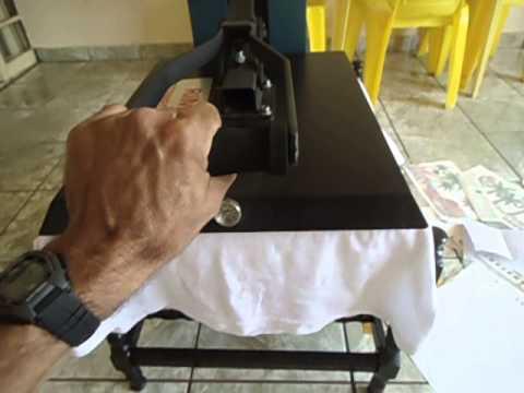 Ganhe dinheiro em casa maquina de estampar camisetas youtube - Estampar camisetas en casa ...