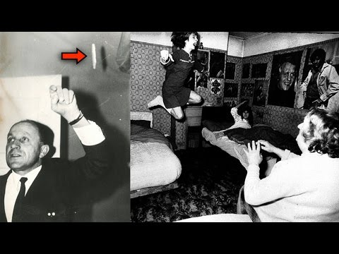 4 Real Cases of Scary Poltergeist Activity