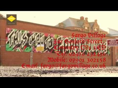 Welcome to Fargo Creative Village Coventry