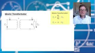 Idealer Transformator (Trafo Teil 1)