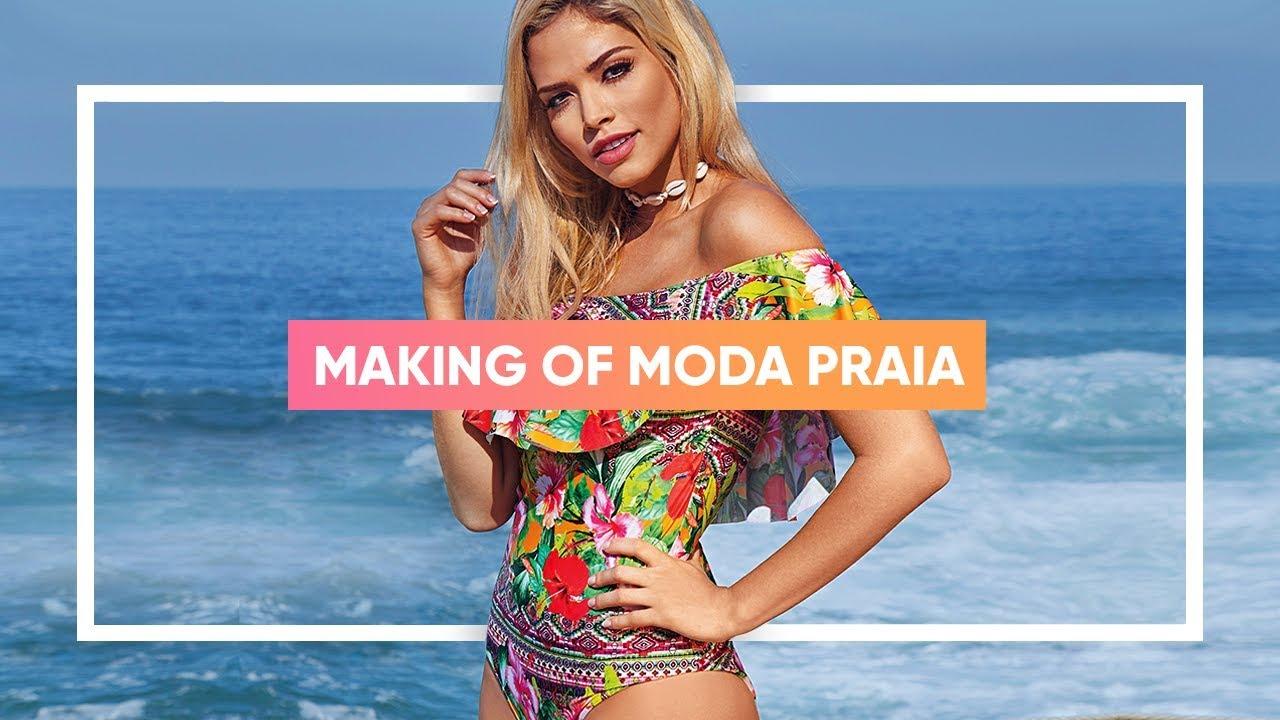4e936be5a DeMillus  making of moda praia - YouTube
