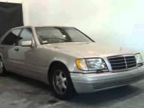 1998 Mercedes Benz S Class S420 Sedan Creve Coeur Mo