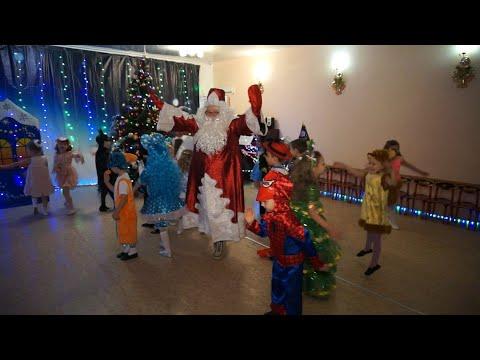 Новый год в детском саду 2019