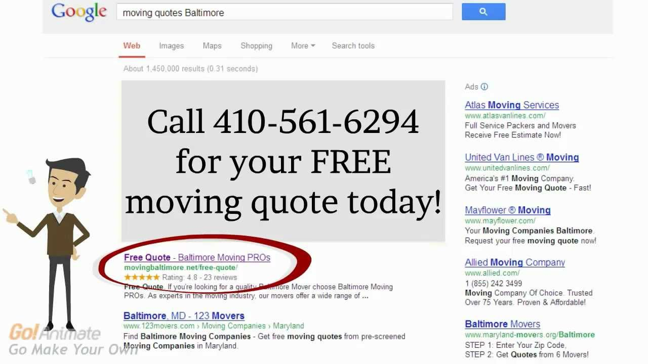 Free Moving Quotes Free Moving Quotes  Quotes Of The Day