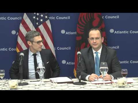 Remarks by Albanian Foreign Minister Ditmir Bushati