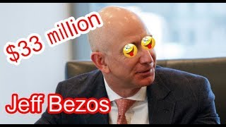 Everything you want to know about jeff Bezos - jeff bezos interview - elon musk