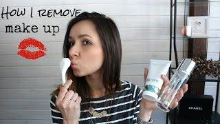 Как и чем снимать макияж? Все о мицеллярной воде