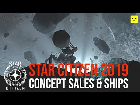 Star Citizen 2019 | Concept & New Ship Expectations