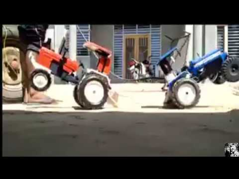 Tractor Tochan TOY For Punjabi Kids ★ JATT DA TRACTOR Video HD