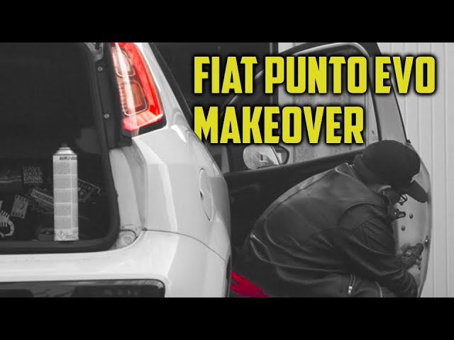 Fiat Punto Makeover (Part 1) | Clutchkick Robcio