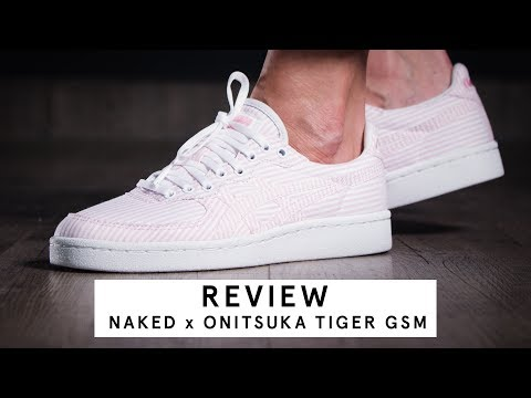 finest selection a6f15 a8fe9 Naked x Onitsuka Tiger GSM | Review