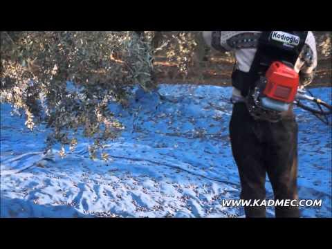 Backpack Olive Shaker - Kadıoğlu Makina