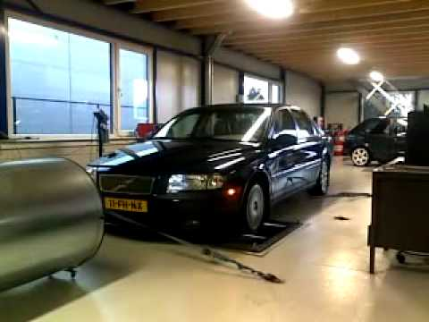 FASTTECH TUNING: VOLVO S80 2.5D 179Pk 398Nm