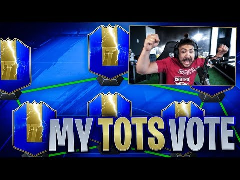 TOTS IS HERE!!! FIFA 19 Ultimate Team thumbnail
