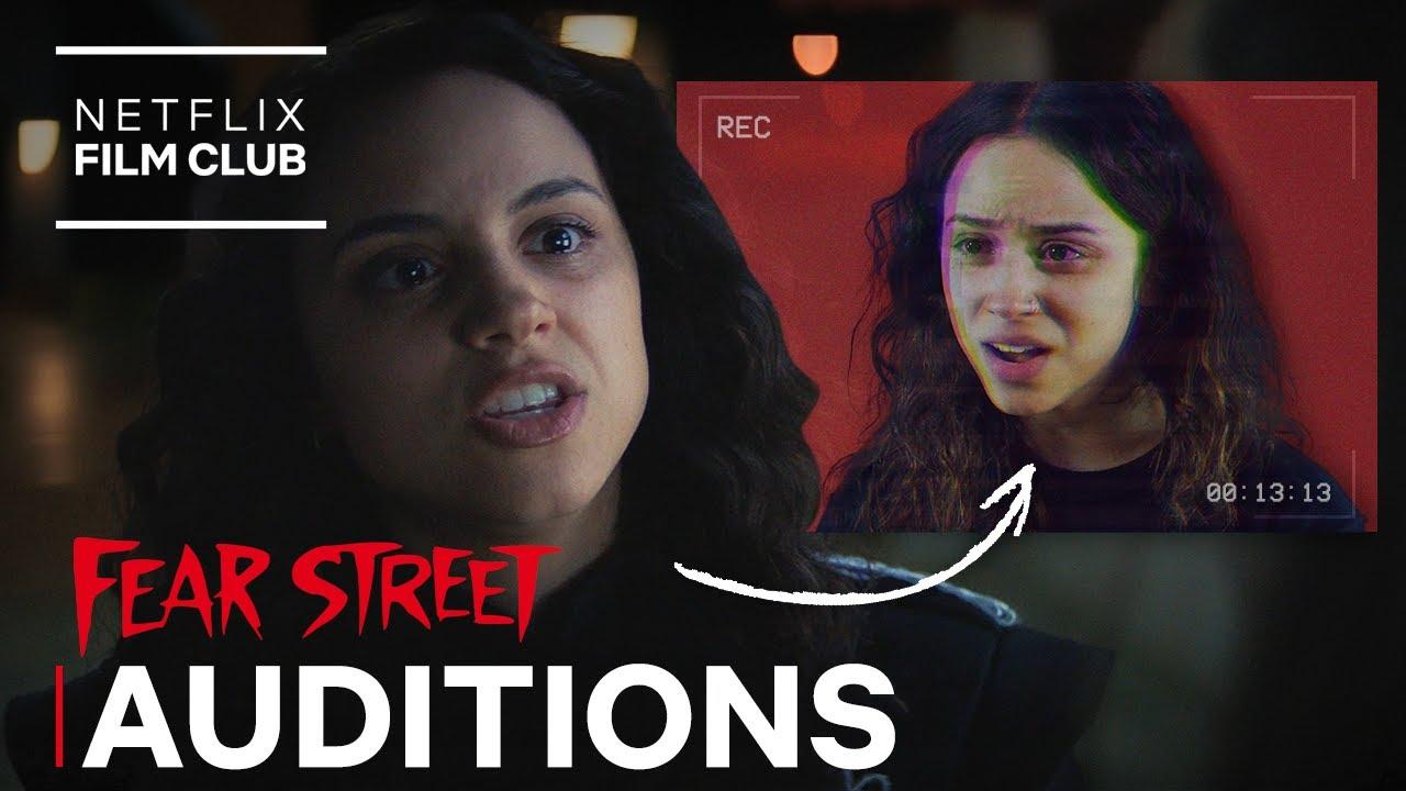 Download FEAR STREET Audition Vs Actual Scene | Netflix