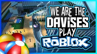 All About The Beach Balls| Roblox Pool Tycoon 4 EP-1 | Gaming With Tyler Davis