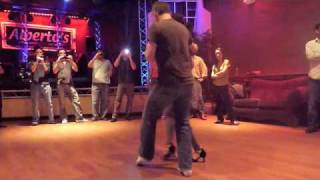 Bachata Wednesday at Albertos 2-3-10