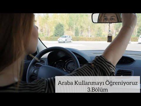 Sürücü Kursu Direksiyon Eğitimi 3.Bölüm