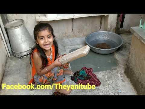 વહુ ને કાંઈ આવડતું નથી   Gujju Funny Video   Dhyani Jani