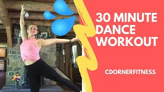 Cardio DANCE Workout 30 Minute Easy to follow dance fitness Class