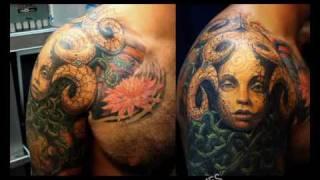видео лучшие татуировки