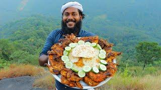 അൽഫഹമ കബസ ഇഷടണ?  Al Faham &amp Kuboos Recipe  Primitive Style Cooking