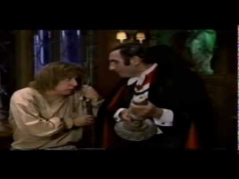 The Night That Dracula Saved The World/Halloween That Almost Wasn't
