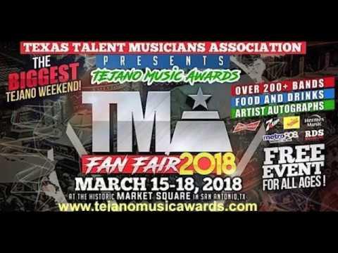 2018 Tejano Music Fan Fair Promo by Muñoz Snapshots