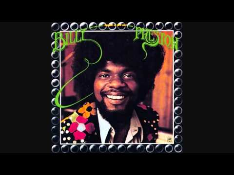 Billy Preston - Make The Devil Mad