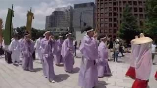 2018年6月8日、日本三大祭りの1つに数えられる「日枝神社 山王祭」の中で、「神幸祭」は最も華やかな儀式です。 神威ひときわ輝く鳳輦(金銅を飾った屋形)二基や、神輿、 ...