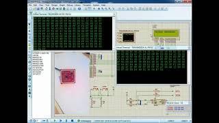 RFID pn532 con pic 16f876. Sencillo control accesos