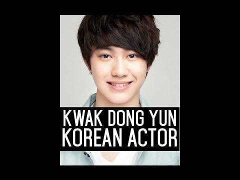 KWAK DONG YUN KOREAN DRAMA SERIES AND MOVIES