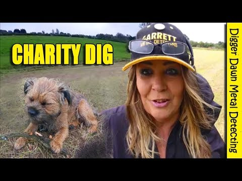 Digger Dawn - Archaeology & Metal Detecting Magazine Charity Dig #22