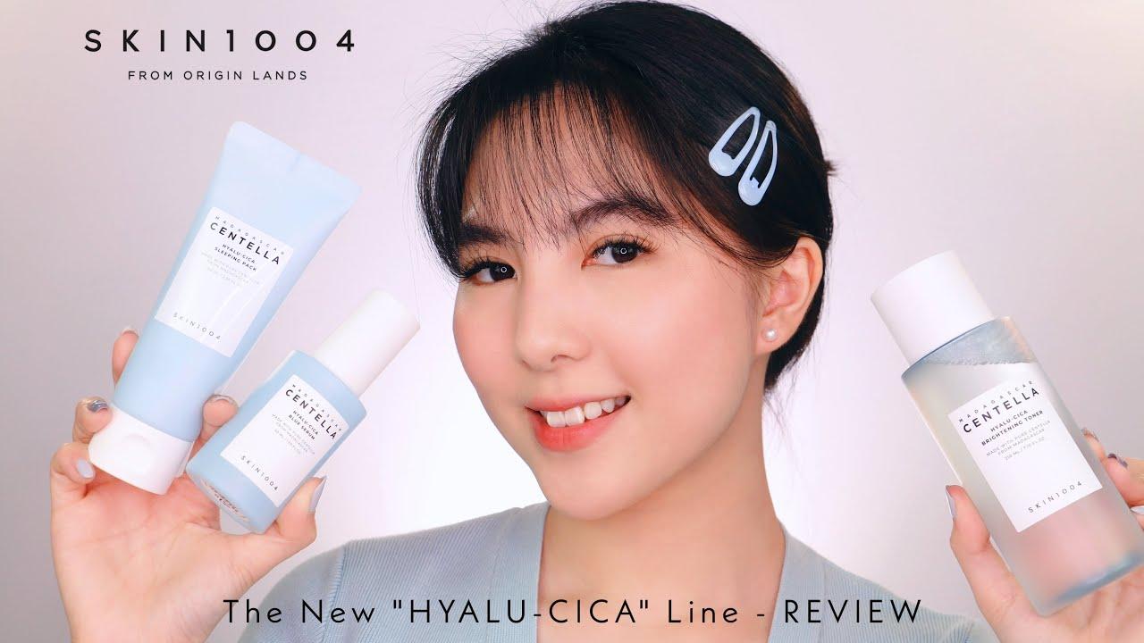Review bộ sản phẩm Skin1004 Centella Hyalu-Cica: Cấp ẩm siêu tốc, dịu da từ gốc | Tạp chí nóng