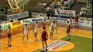 Словения - Беларусь, Чемпионат Европы under 22, 1994 г.