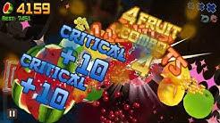 Fruit Ninja Classic World Record: 37,144