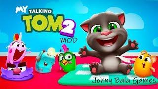 My Talking TOM 2 MOD #MYTALKINGTOM2 #TALKINGTOM2