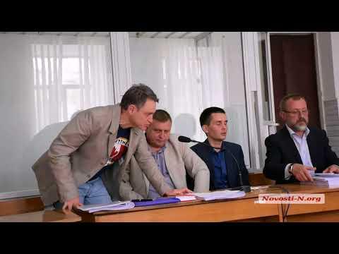 Видео Новости-N: Алексей Пелипас просит суд не применять к нему какую-либо меру пресечения