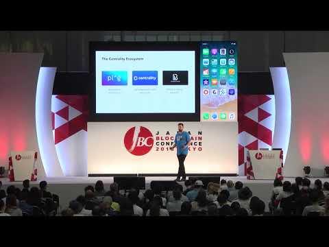 Demo at Japan Blockchain Conference 2018 (Eng)